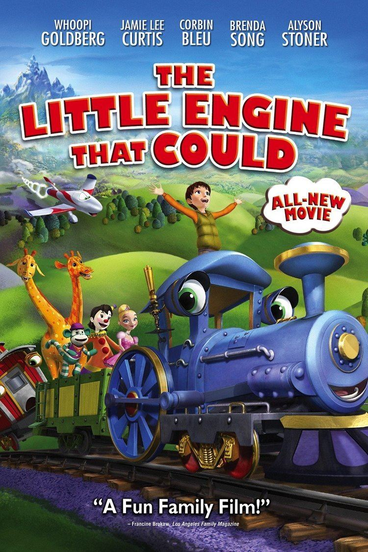 The Little Engine That Could (2011 film) wwwgstaticcomtvthumbmovieposters8548565p854