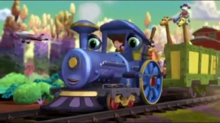 The Little Engine That Could (2011 film) The Little Engine That Could Movie I Think I Can Song YouTube