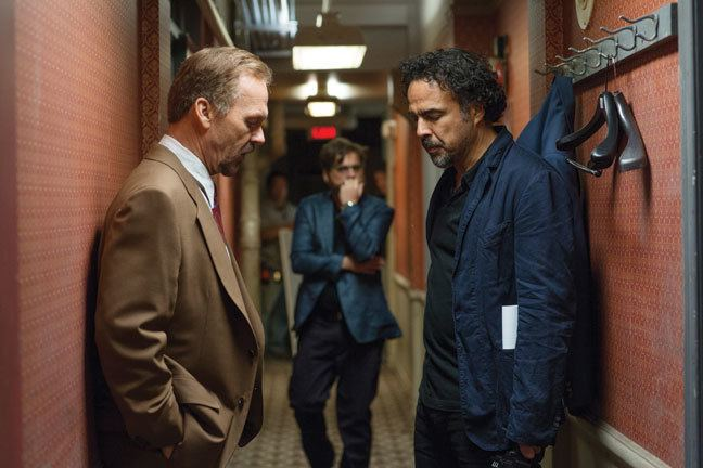 The Little Fox movie scenes  Normally I can count on six months of a luxurious rational process in the editing room manipulating polishing or hiding my shit says Inarritu