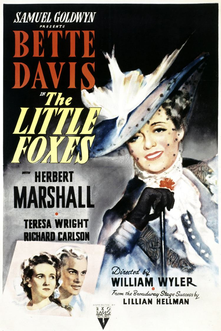 The Little Foxes (film) wwwgstaticcomtvthumbmovieposters297p297pv