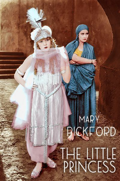 The Little Princess (1917 film) The Little Princess 1917 Marshall Neilan Mary Pickford Norman