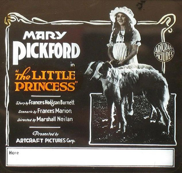 The Little Princess (1917 film) A Little Princess Mary Pickford Foundation