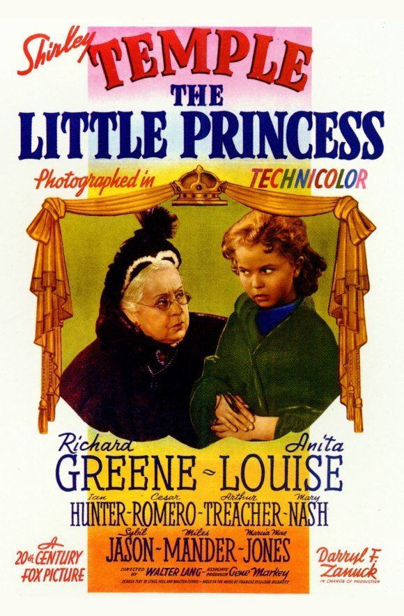 The Little Princess (1939 film) The Little Princess 1939