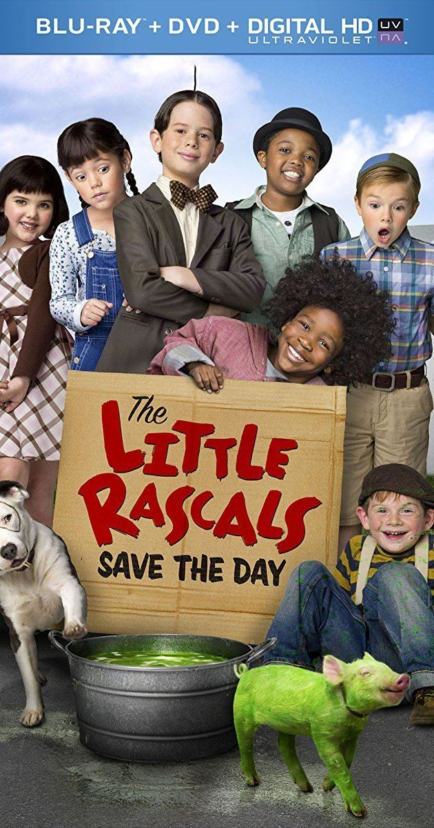 The Little Rascals (film) The Little Rascals Save the Day Video 2014 IMDb