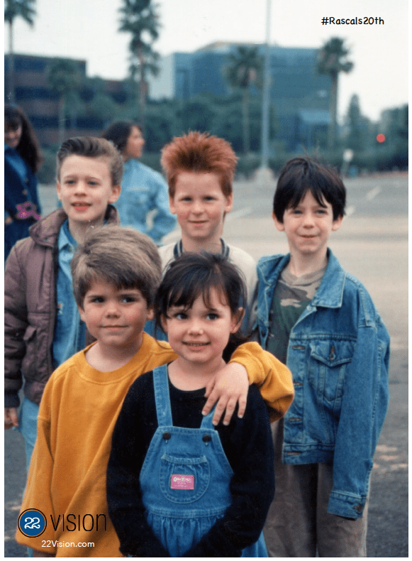The Little Rascals (film) The Little Rascals Reunite After 20 Years Update with Exclusive Video