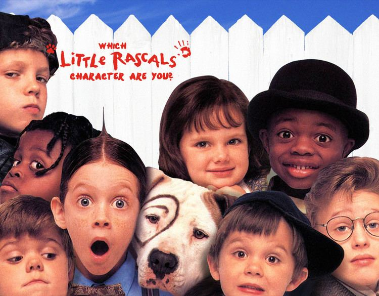 The Little Rascals (film) Which Little Rascals Character Are You Quiz Zimbio
