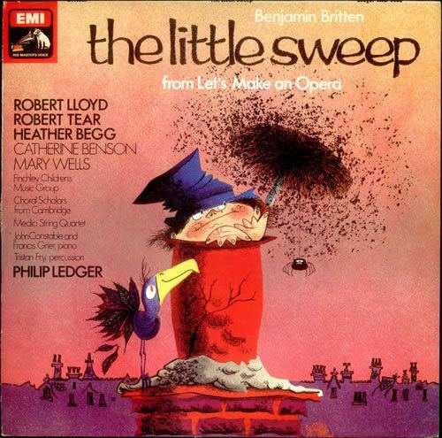 Image result for the little sweep opera