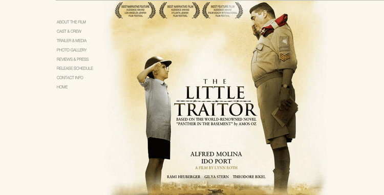 The Little Traitor The Little Traitor REELTIME CREATIVE