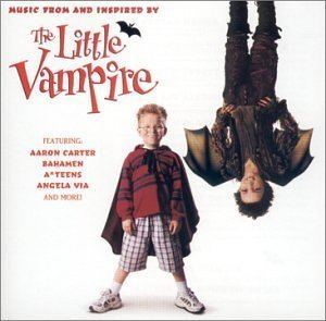 The Little Vampire (film) Michael CsnyiWills Nigel Clarke Various Artists Soundtracks