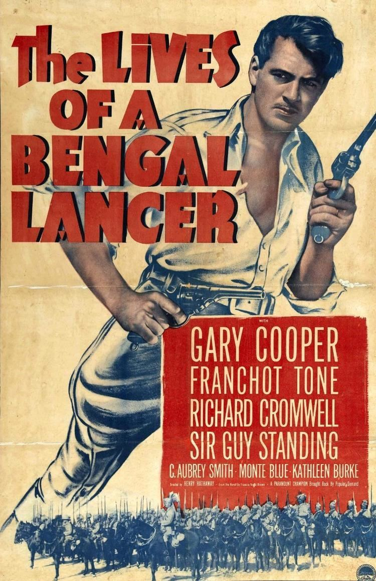 The Lives of a Bengal Lancer (film) The Lives of a Bengal Lancer 1935 Henry Hathaway The Mind Reels