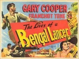 The Lives of a Bengal Lancer (film) Lives of a Bengal Lancer movie 1935 Cliomusecom