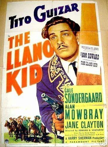 The Llano Kid THE LLANO KID1939DVD for sale