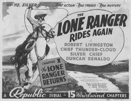 The Lone Ranger Rides Again The Lone Ranger Rides Again The Files of Jerry Blake
