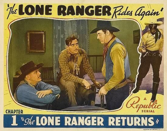 The Lone Ranger Rides Again Davy Crocketts Almanack of Mystery Adventure and The Wild West