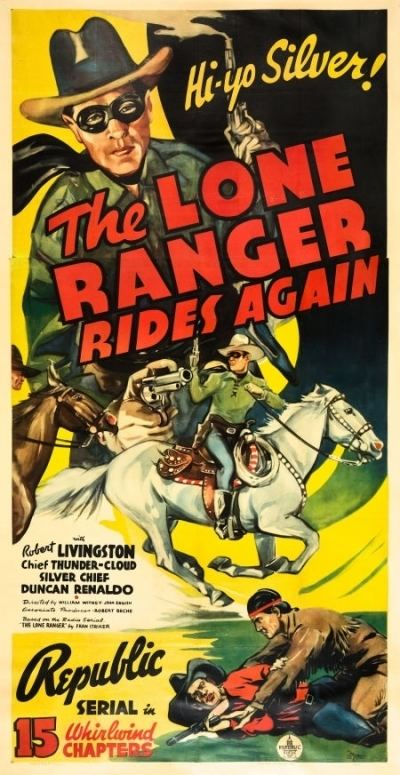 The Lone Ranger Rides Again Ten Valuable The Lone Ranger Radio TV Movie Collectibles