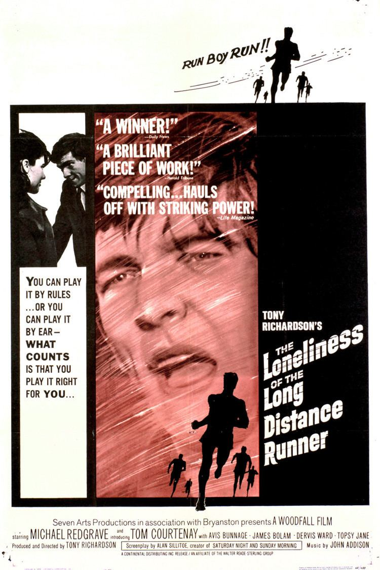 The Loneliness of the Long Distance Runner (film) wwwgstaticcomtvthumbmovieposters42157p42157