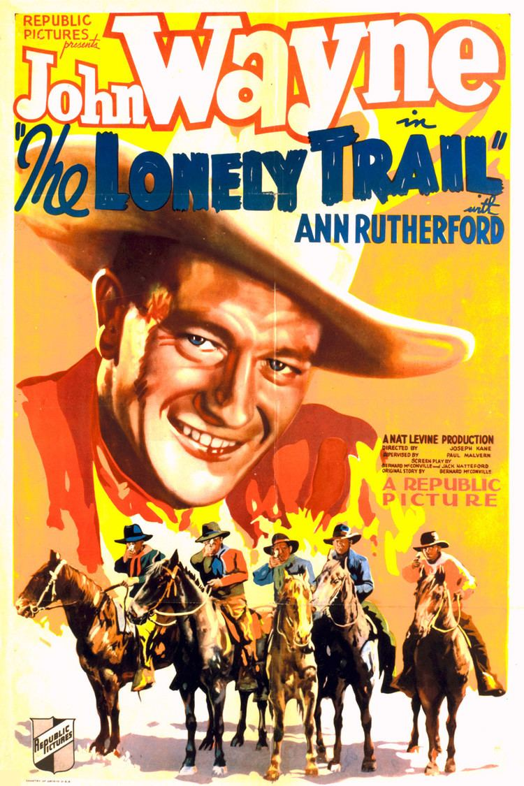 The Lonely Trail wwwgstaticcomtvthumbmovieposters3198p3198p