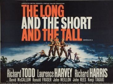 The Long and the Short and the Tall (film) httpsuploadwikimediaorgwikipediaenff7The