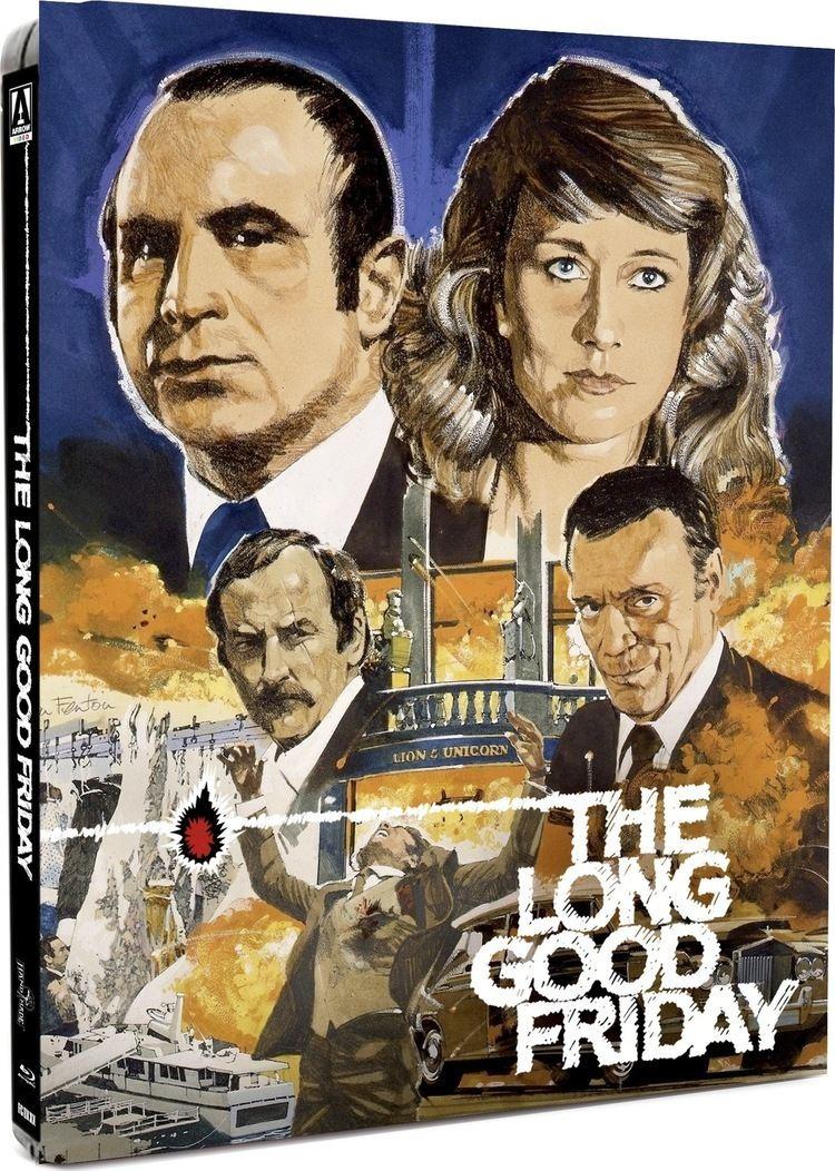 The Long Good Friday The Long Good Friday Bluray Remastered United Kingdom