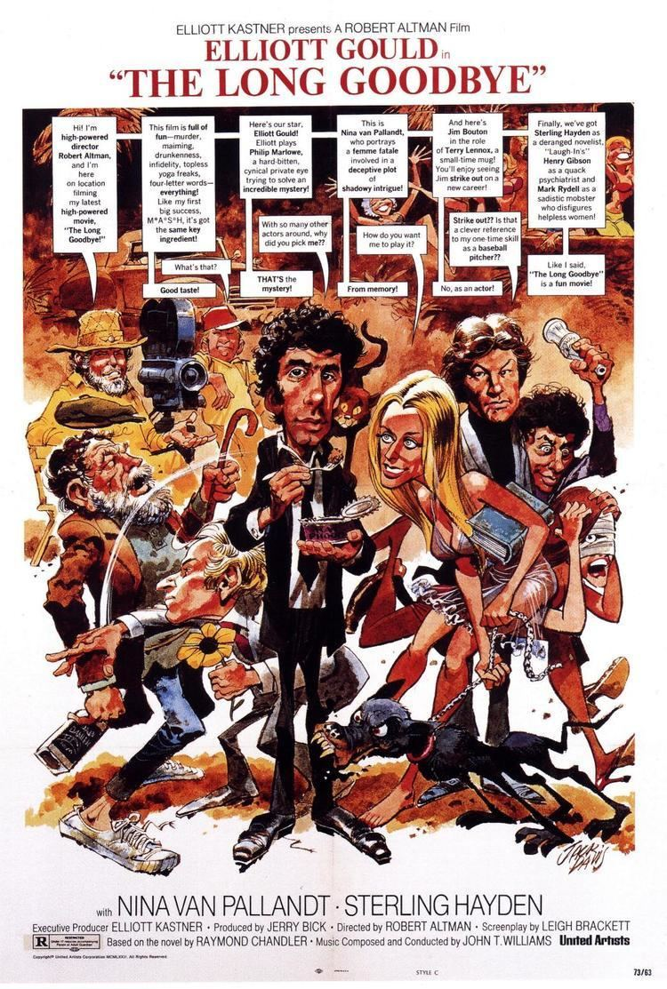 The Long Goodbye (film) Moviedrome Redux The Long Goodbye 1973 We Are Cult