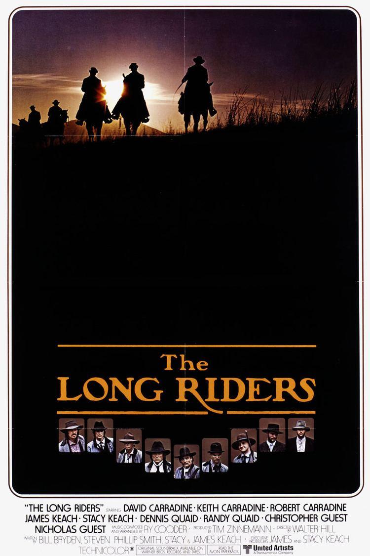 The Long Riders wwwgstaticcomtvthumbmovieposters5972p5972p
