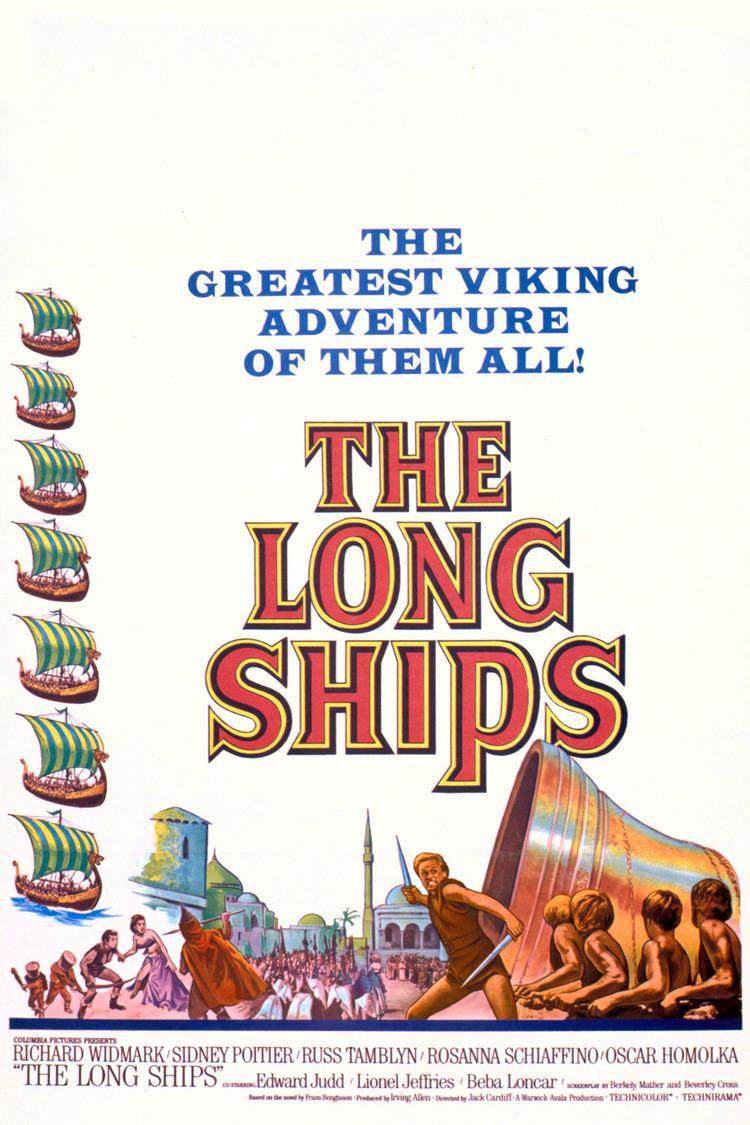 The Long Ships (film) wwwgstaticcomtvthumbmovieposters3695p3695p