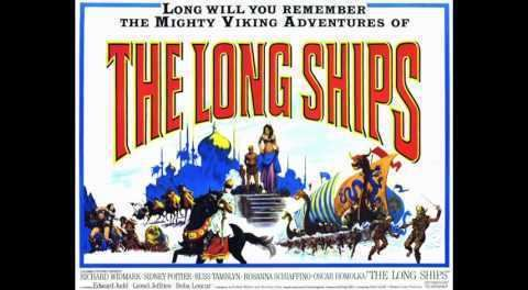 The Long Ships (film) THE LONG SHIPS 1964 what a stupid stupid movie Historian