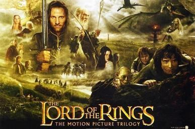 The Lord of the Rings (film series) movie poster