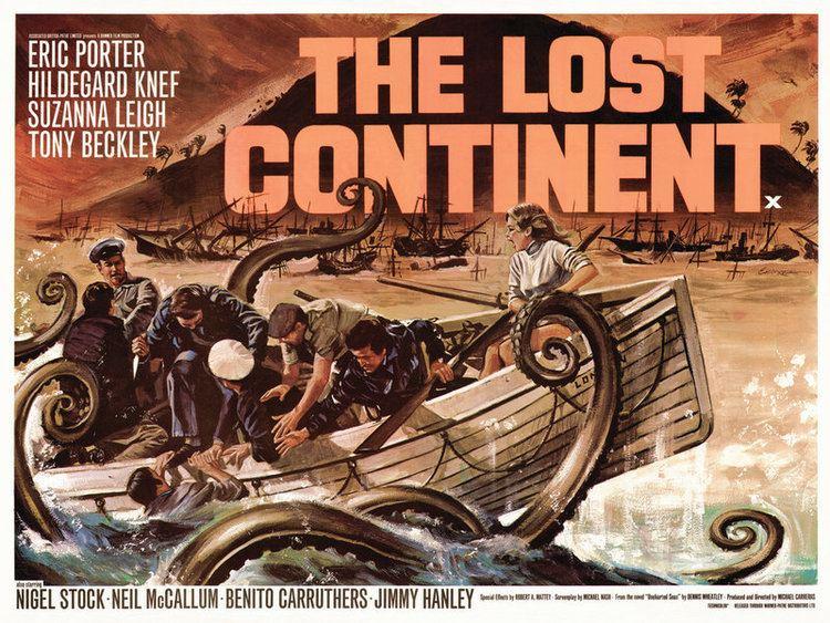 The Lost Continent (1968 film) The Lost Continent 1968 film Alchetron the free social encyclopedia