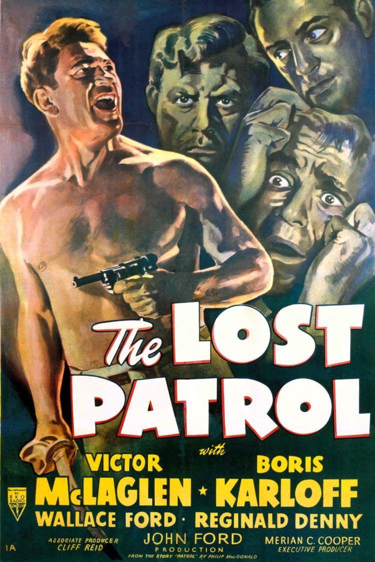 The Lost Patrol (1934 film) wwwgstaticcomtvthumbmovieposters37003p37003
