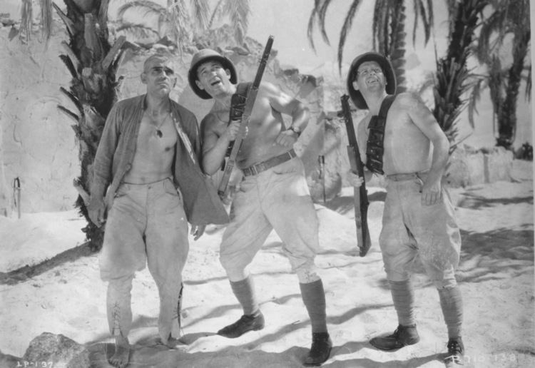 The Lost Patrol (1934 film) The Lost Patrol 1934 Directed by John Ford MoMA