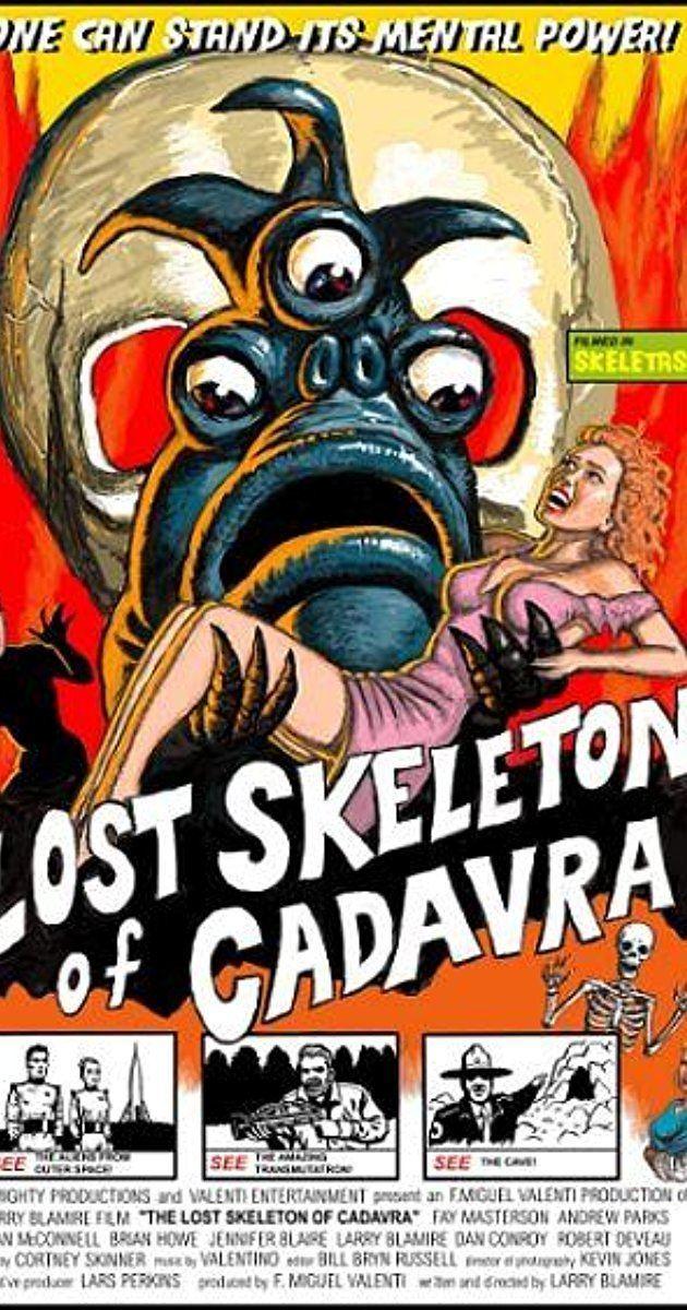 The Lost Skeleton of Cadavra The Lost Skeleton of Cadavra 2001 IMDb