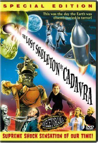 The Lost Skeleton of Cadavra Amazoncom The Lost Skeleton of Cadavra Special Edition Larry