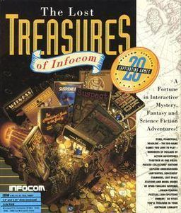 The Lost Treasures of Infocom httpsuploadwikimediaorgwikipediaenthumbc
