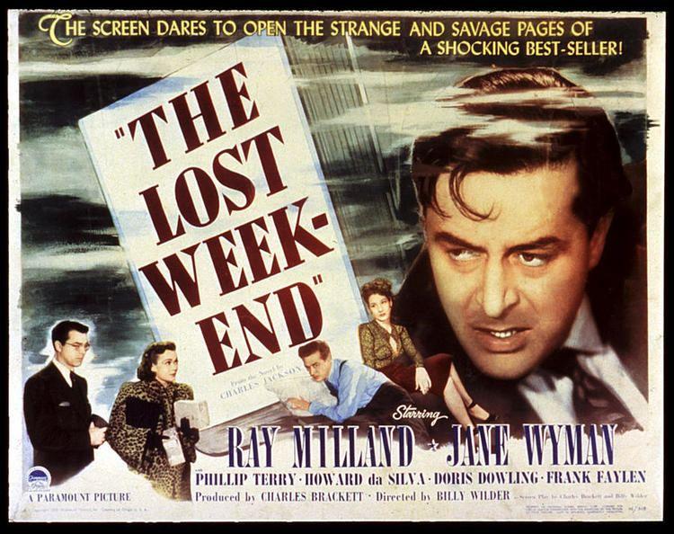 The Lost Weekend (film) The Lost Weekend film Alchetron the free social encyclopedia