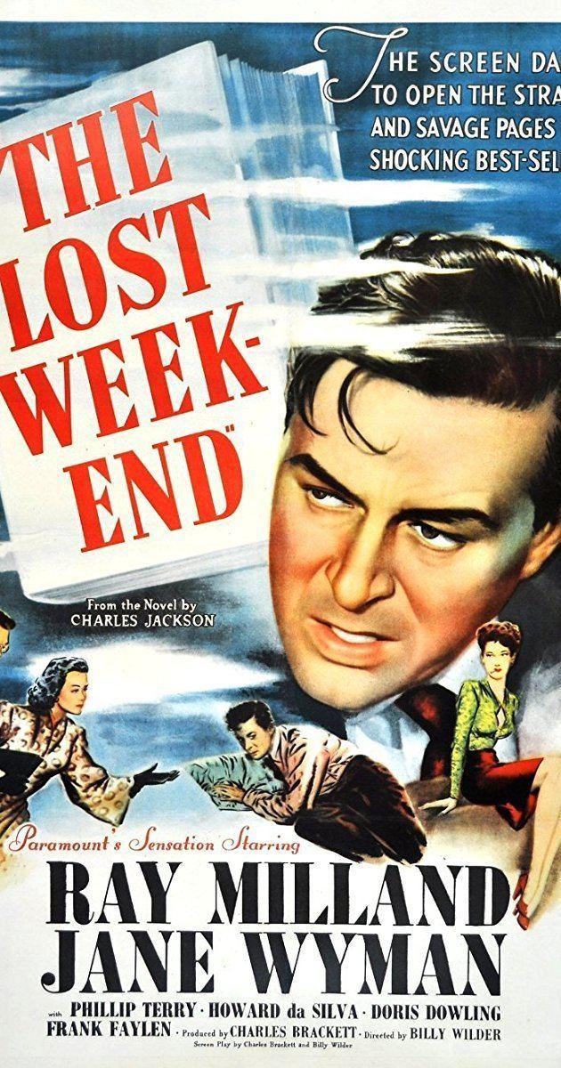 The Lost Weekend (film) The Lost Weekend 1945 IMDb