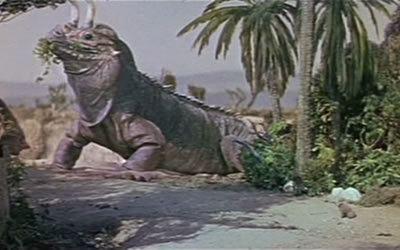 The Lost World (1960 film) The Lost World 1960 starring Michael Rennie Jill St John David