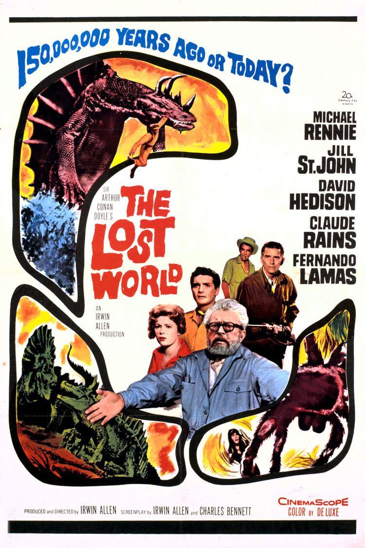 The Lost World (1960 film) wwwgstaticcomtvthumbmovieposters7658p7658p