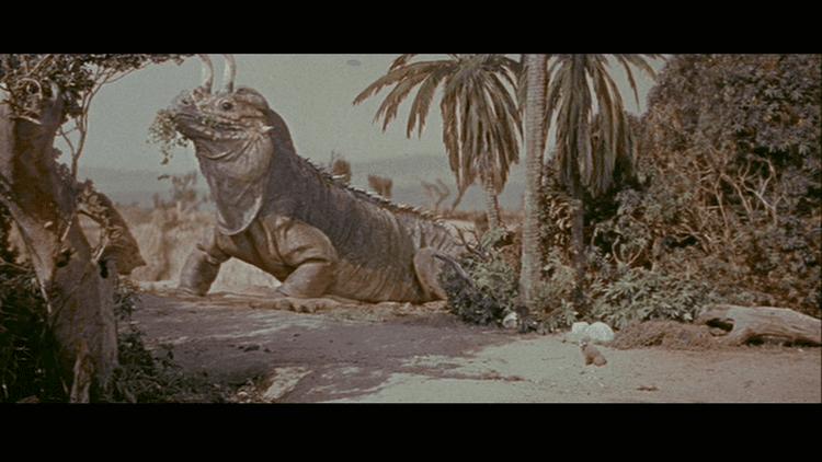 The Lost World (1960 film) Dark Lord Robs Terrortorium The Lost World 1960