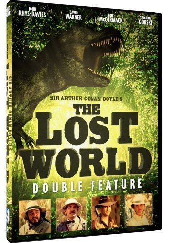 The Lost World (1992 film) Amazoncom The Lost World Double Feature Collection The Lost