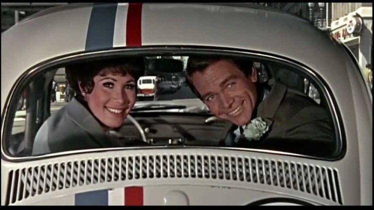 The Love Bug Herbie the Love Bug Tribute Montage YouTube