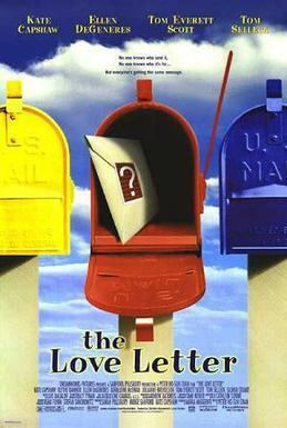 The Love Letter (1999 film) The Love Letter 1999 film Wikipedia