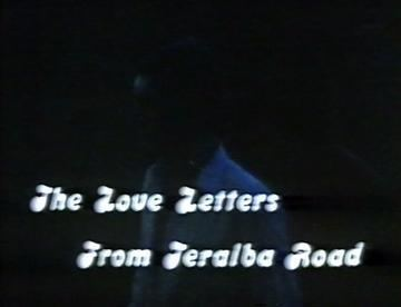 The Love Letters from Teralba Road movie poster
