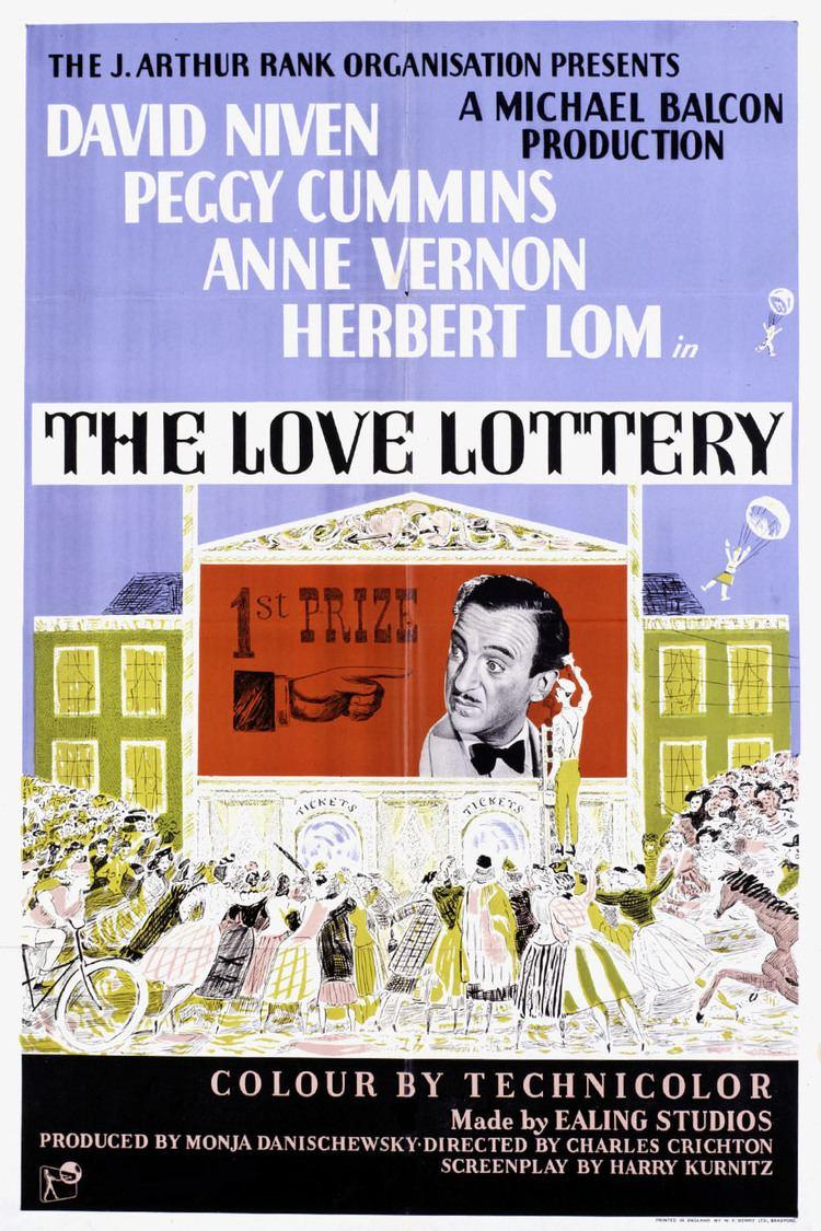 The Love Lottery wwwgstaticcomtvthumbmovieposters43802p43802