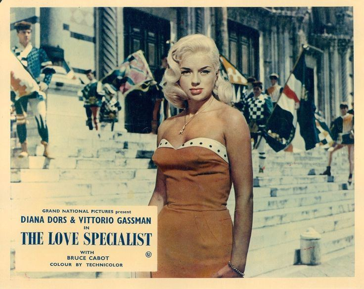 The Love Specialist The Love Specialist Italy Movie Tour
