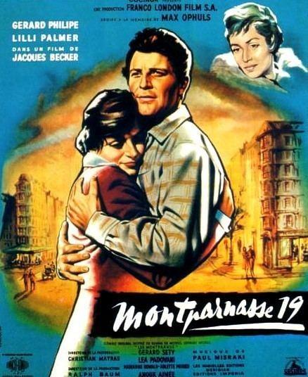 The Lovers of Montparnasse The Lovers of Montparnasse 1958 uniFrance Films