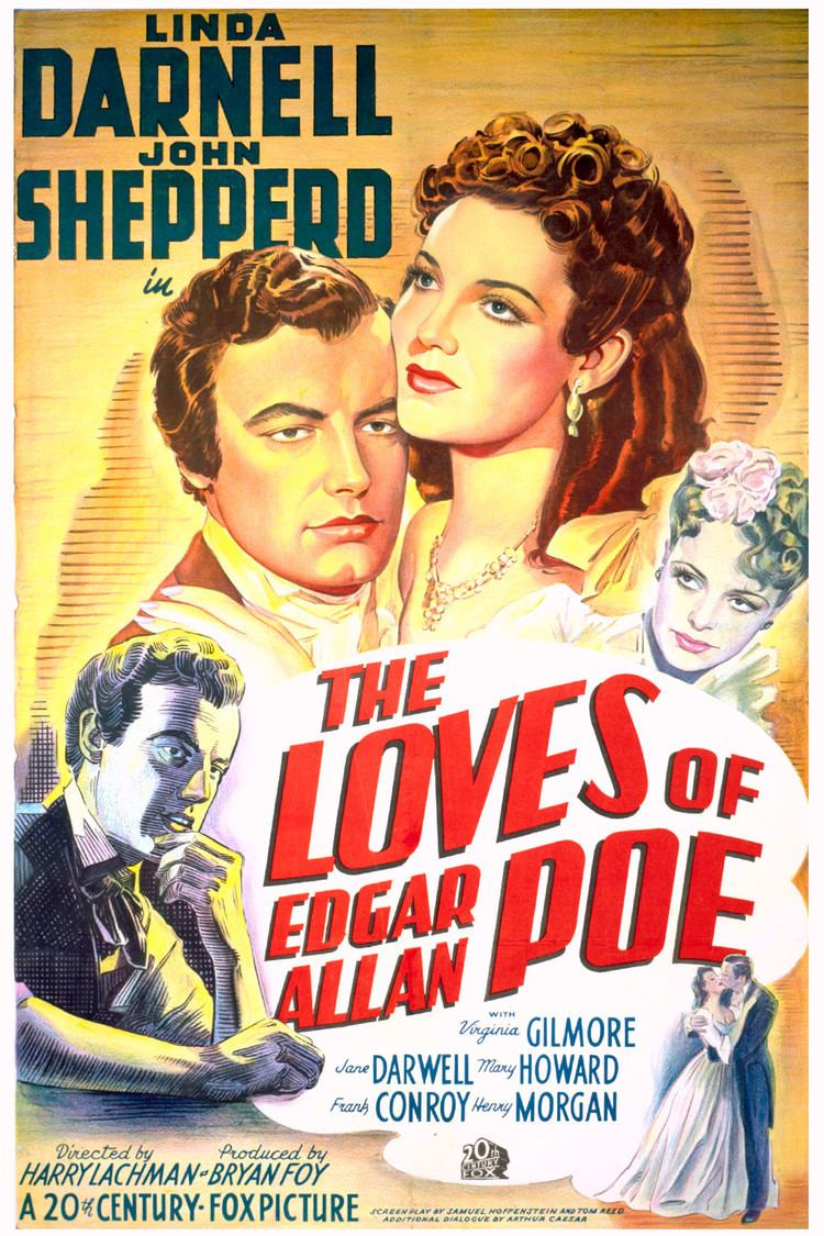 The Loves of Edgar Allan Poe wwwgstaticcomtvthumbmovieposters55253p55253