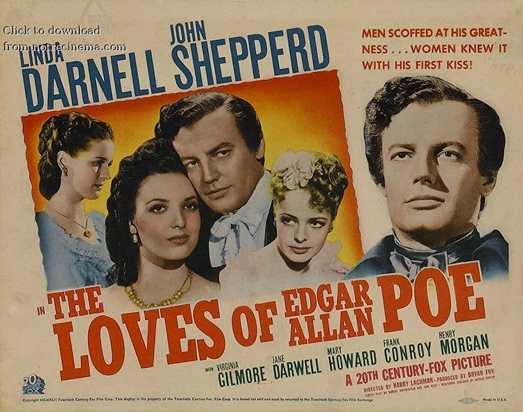 The Loves of Edgar Allan Poe The Loves of Edgar Allan Poe 1942