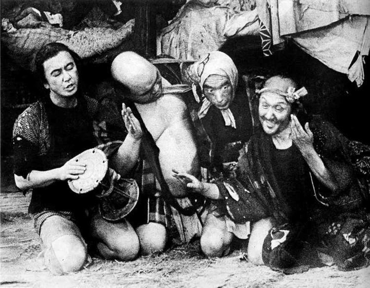 The Lower Depths (1957 film) Akira Kurosawas Donzoko The Lower Depths 1957
