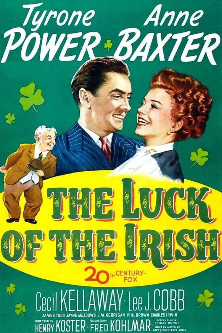 The Luck of the Irish (1948 film) wwwgstaticcomtvthumbmovieposters1737p1737p